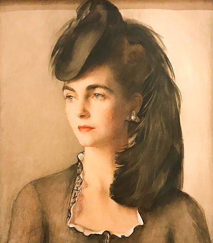 picture portrait of Barbara Hutton